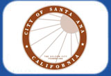 The City of Santa Ana, CA