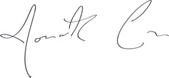 Jon Cruz Signature